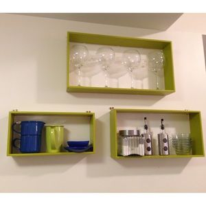Shelf Set